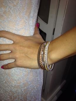 pulseira lucy branco