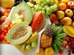 frutas..